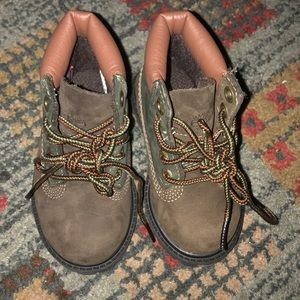 Little boys boots